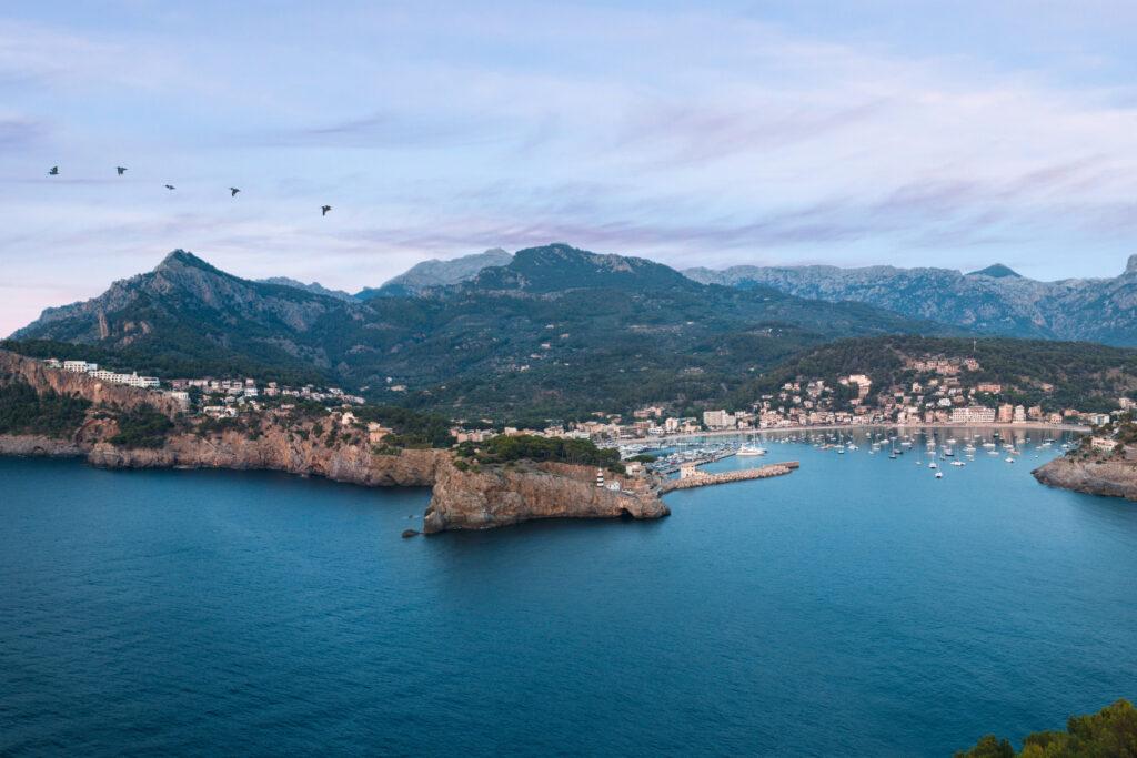 Soller, Mallorca View