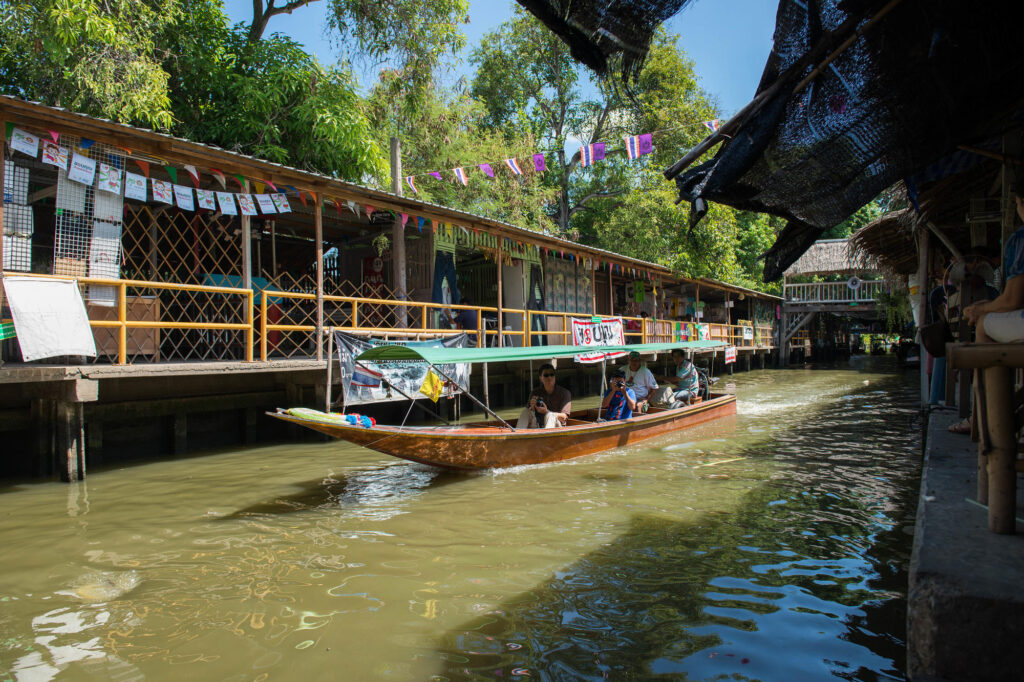 Boat in Thailand