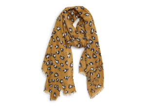 Leopard Print Scarf from Sole Society