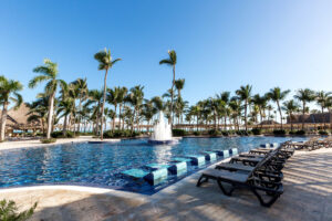 Pool at Barcelo Bavaro Palace