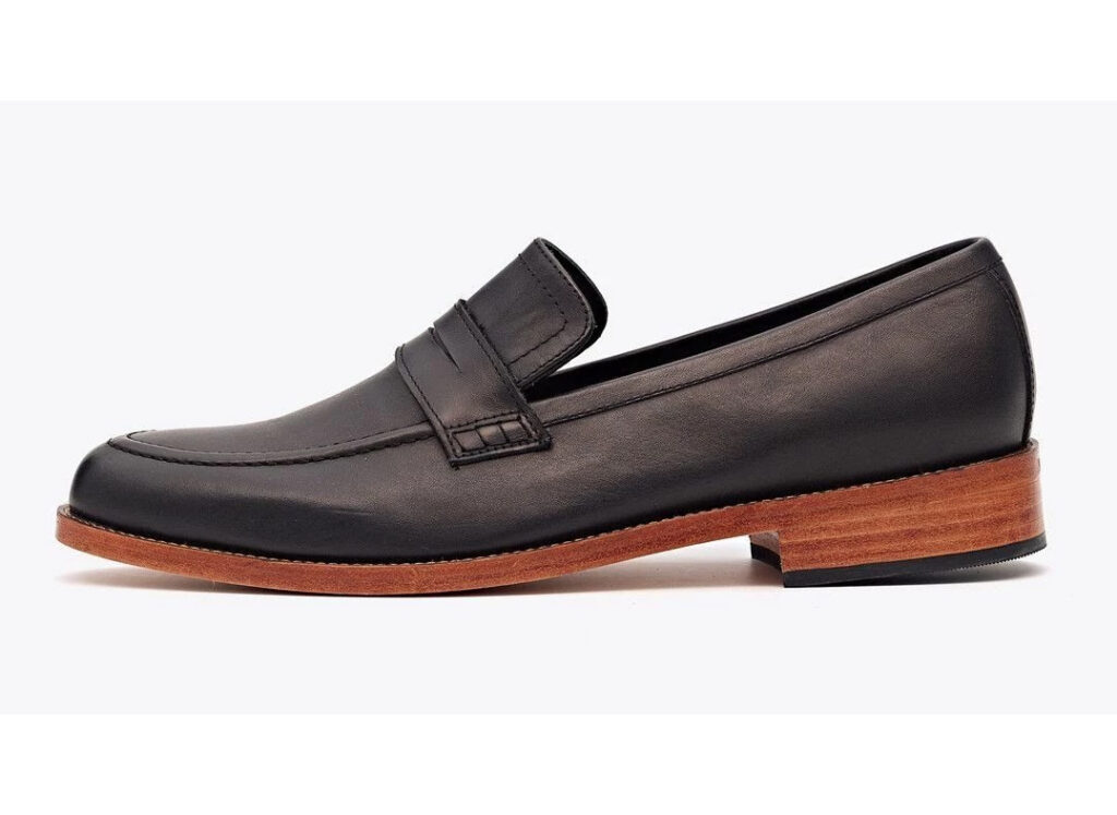 Chamberlain Penny Loafer by Nisolo