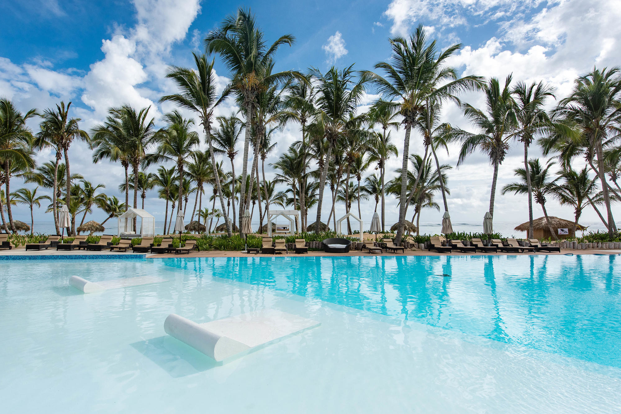 The pool at Le Sivory Punta Cana by PortBlue Boutique