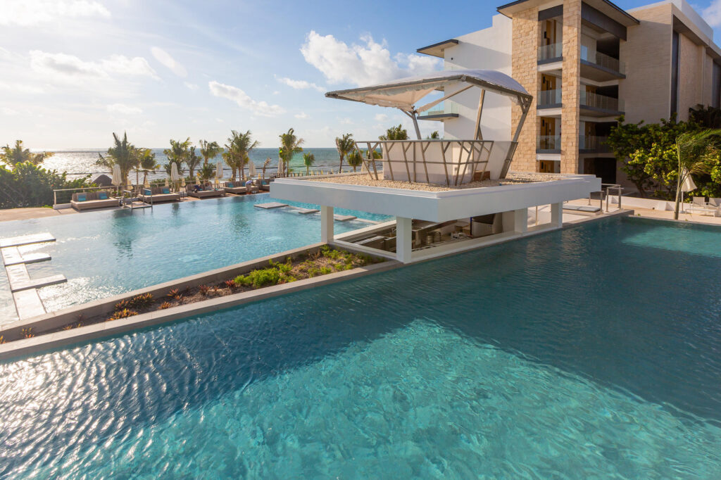 Pool at the Haven Riviera Cancun