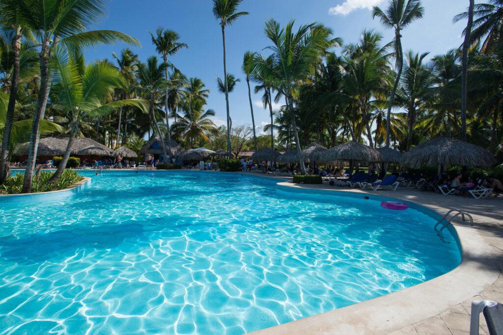Pool at Grand Palladium Bavaro Suites Resort & Spa