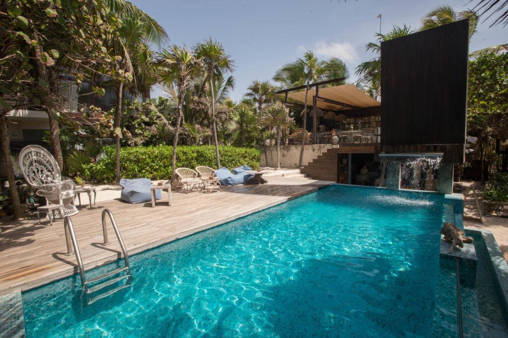 Pool at Be Tulum Hotel