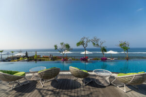 The Pool at the Samabe Bali Suites & Villas