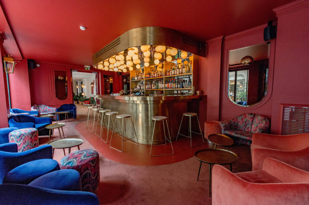 Shell Bar at the Hotel des Grands Boulevards