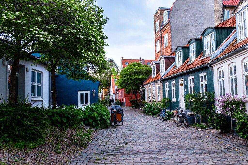 Møllestien, Aarhus, Denmark