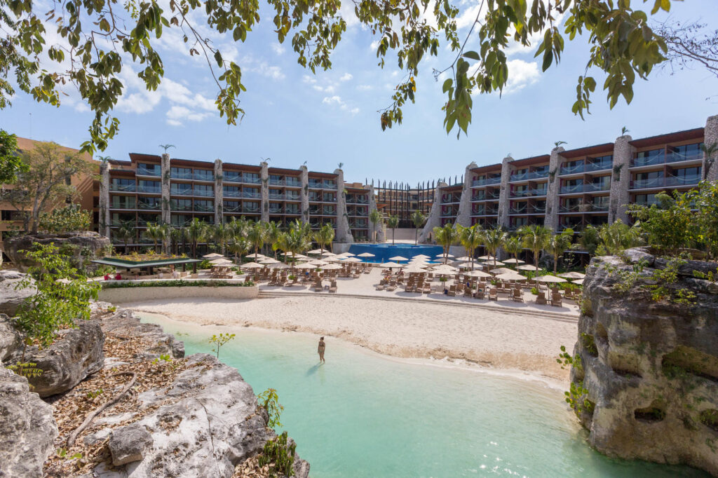 The Hotel Xcaret Mexico