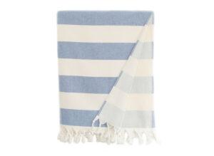 'Patara' Turkish Pestemal Towel from Linum Home Textiles