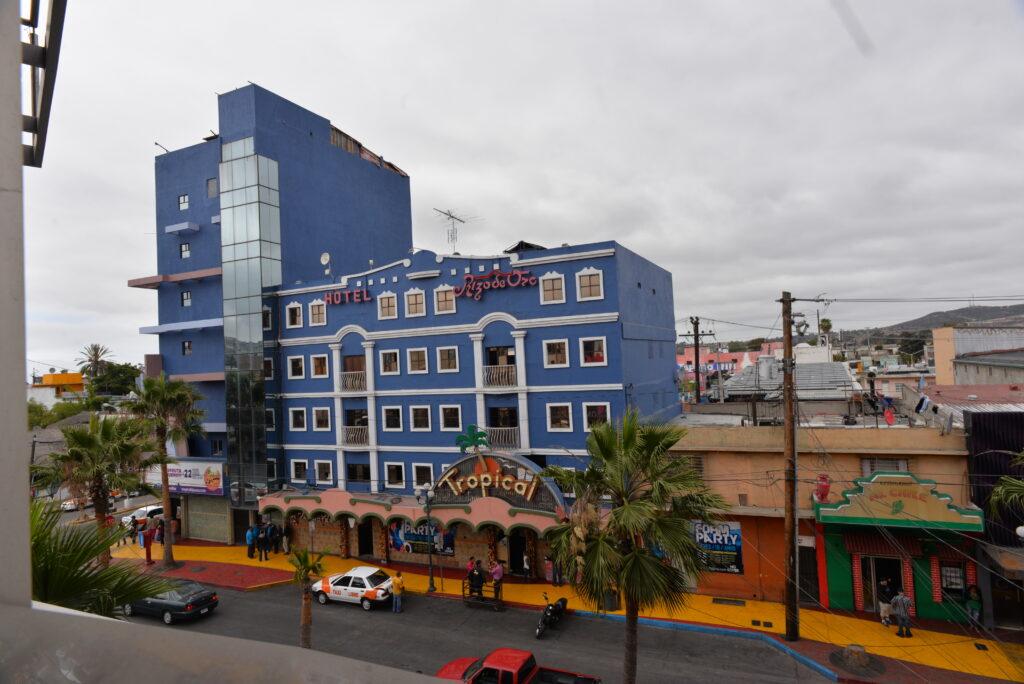The Hotel Rizo del'Oro