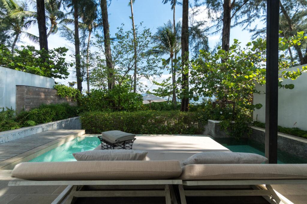 Rosewood Phuket Beachfront Villa