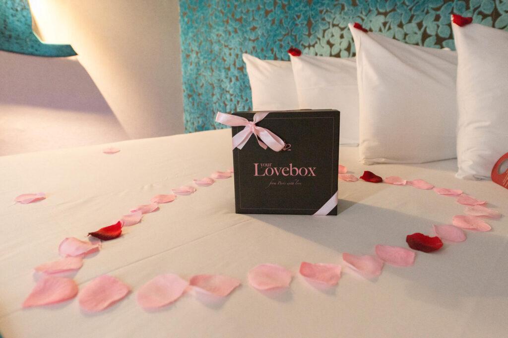 The Cocon Suspendu Deluxe Room at The Five Hotel Paris