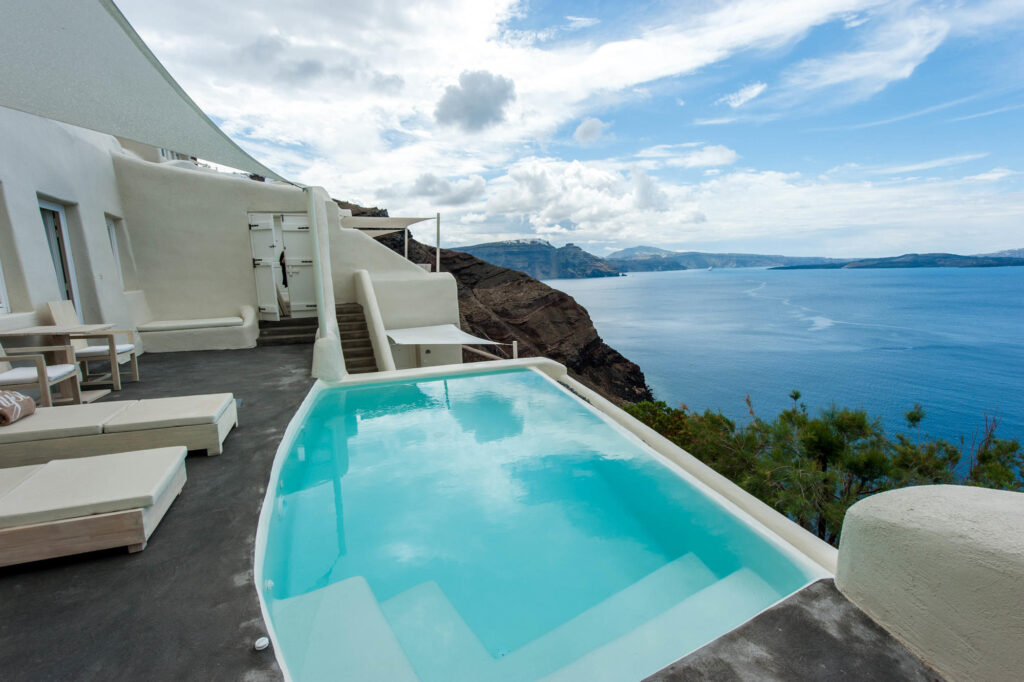 The Secrecy Villa at the Mystique Luxury Collection Hotel