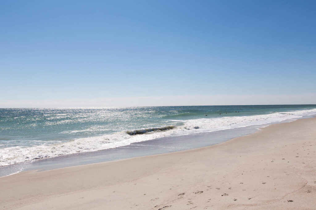 Beach at The Seaside Amelia Inn