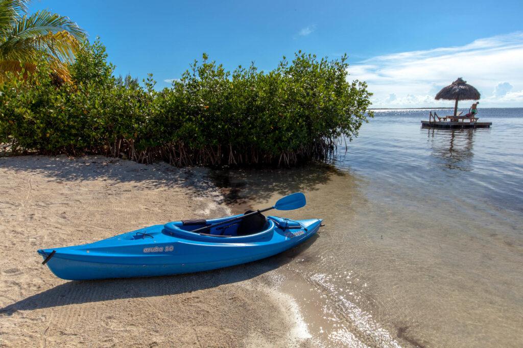 Beach at the Key Largo Bay Marriott Beach Resort