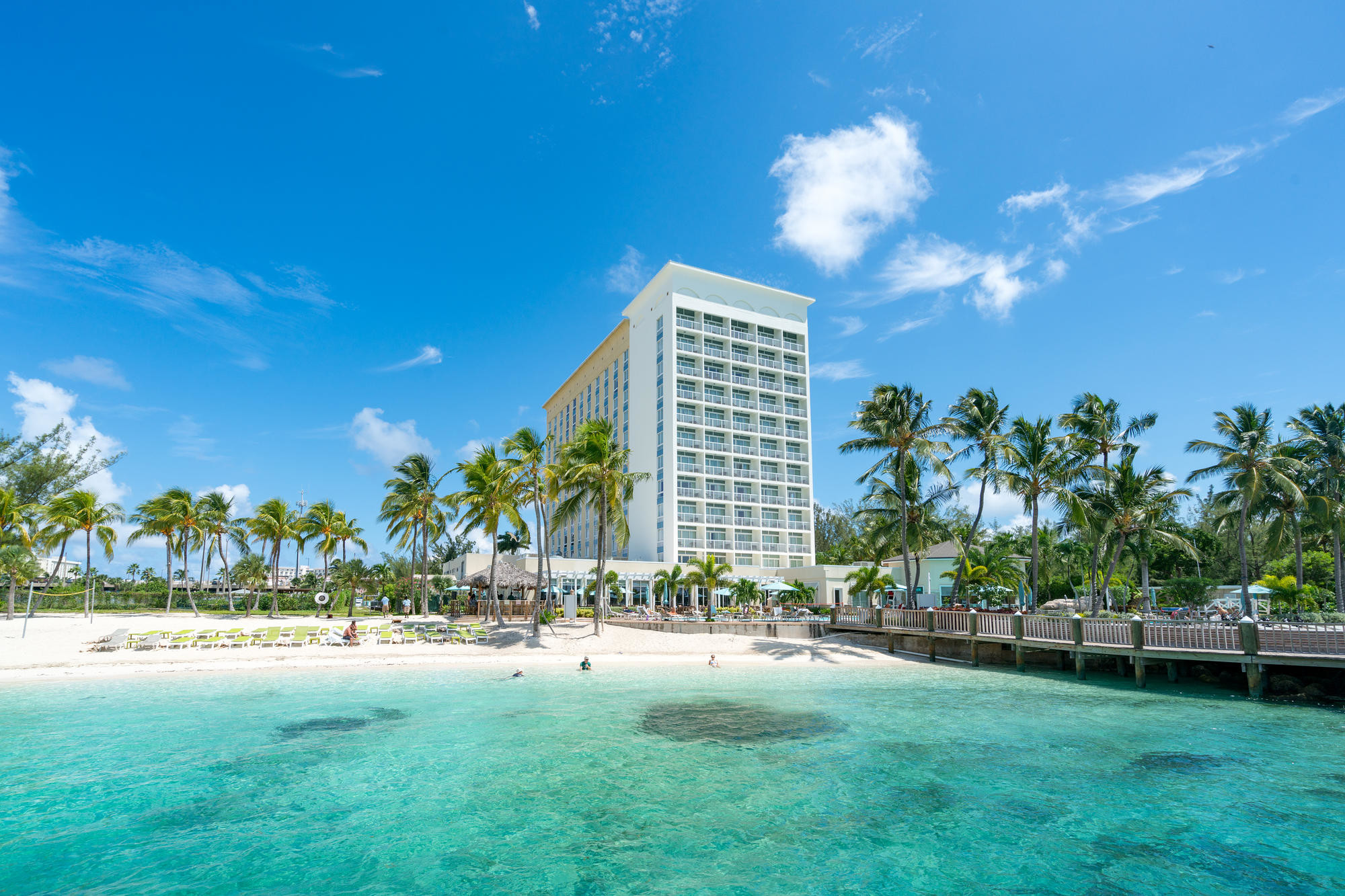 The Beach at Warwick Paradise Island - All-Inclusive