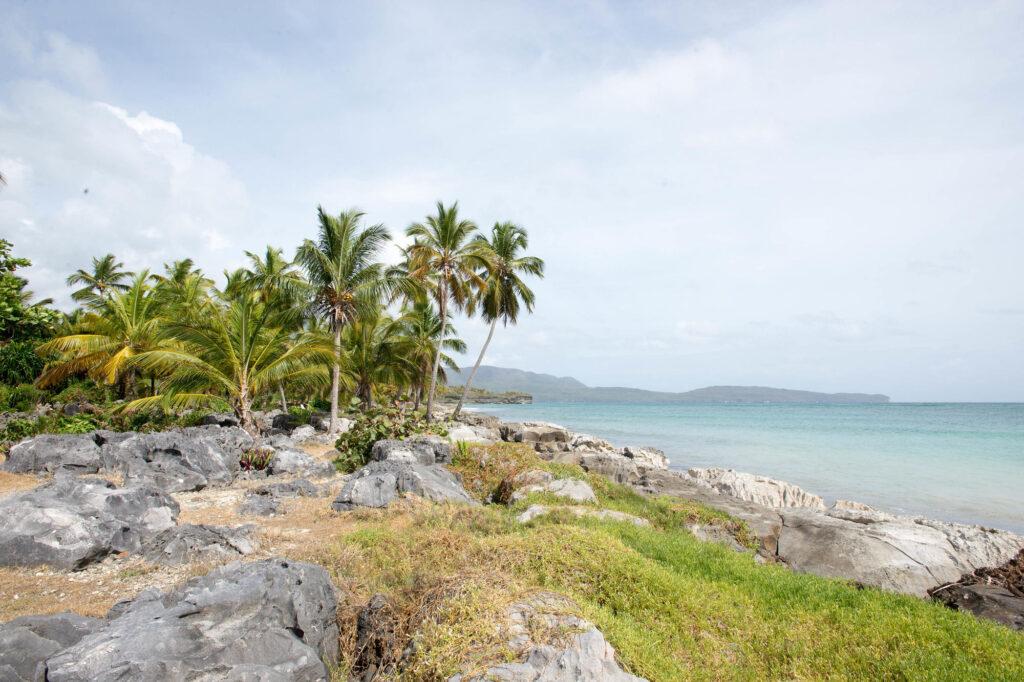 Beach at the Villa Serena Hotel, Dominican Republic