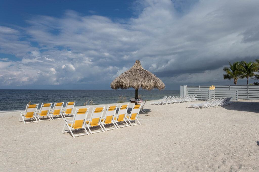 Beach at the Gasparilla Inn & Club