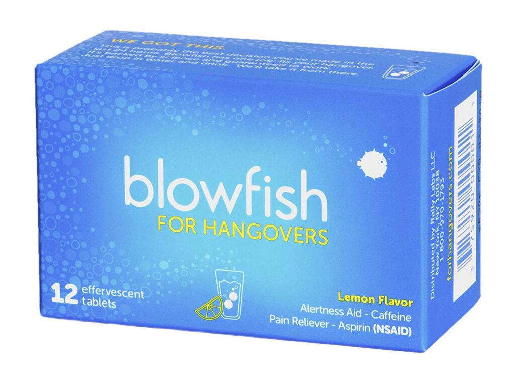 Blowfish for Hangovers