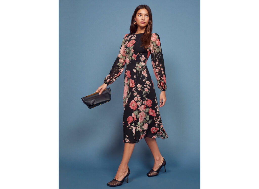 Luanne Dress from Reformation