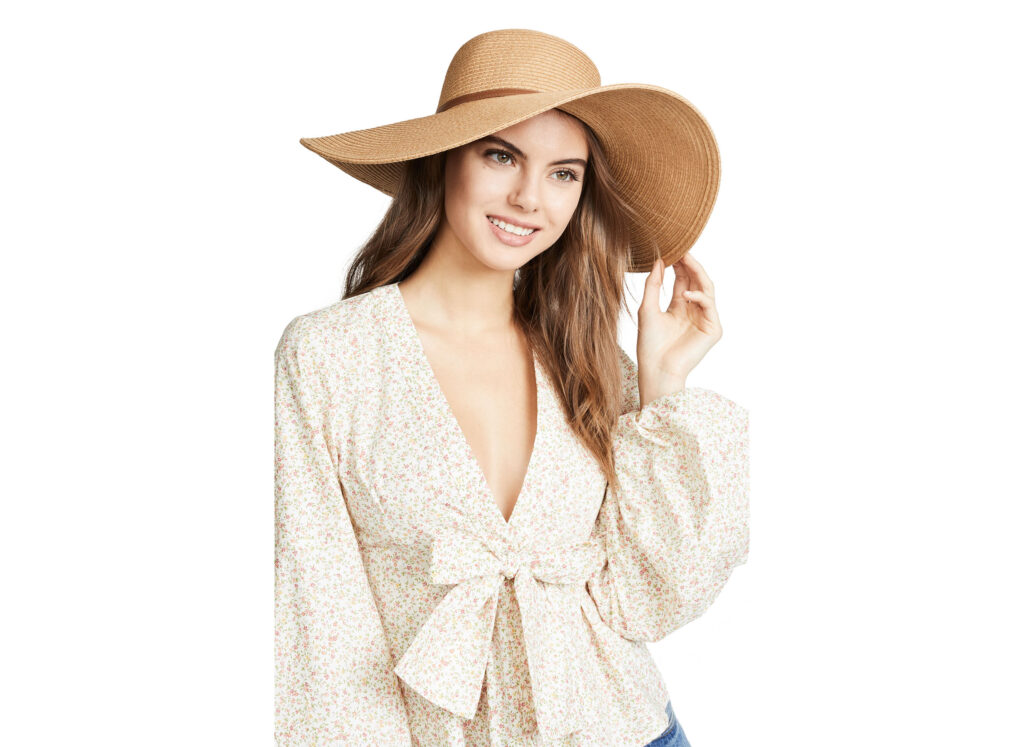 Jemima Hat from Melissa Odabash