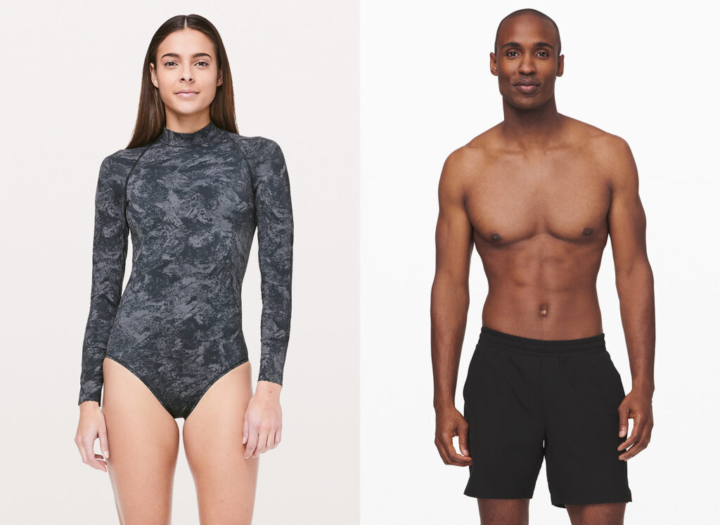 Lululemon Swimwear