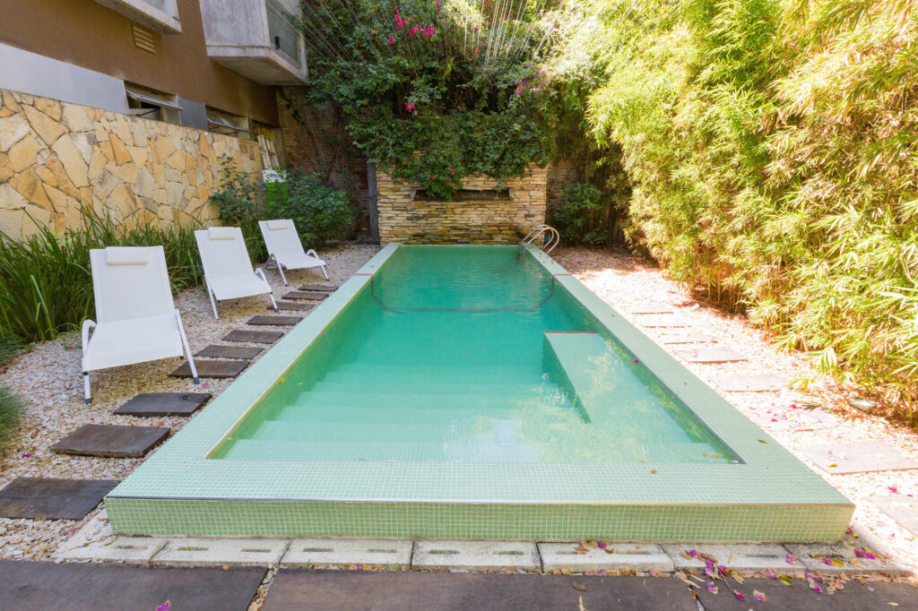 The Pool at the Mine Hotel Boutique