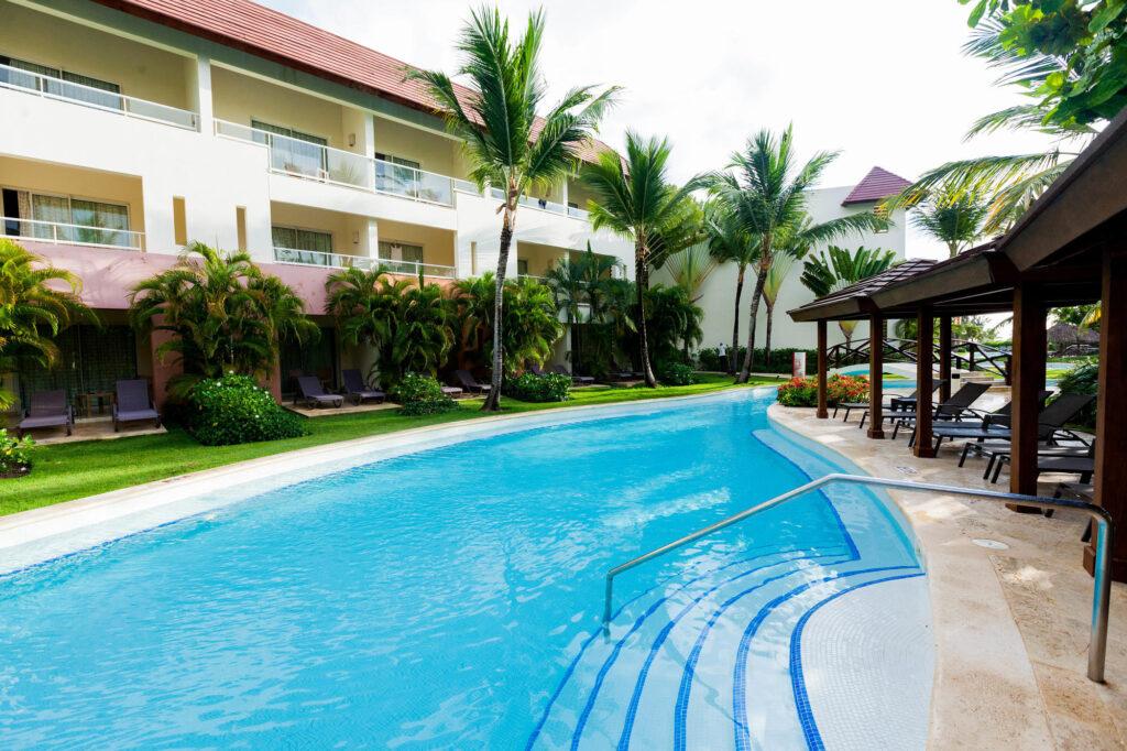 Pool at Secrets Royal Beach Punta Cana