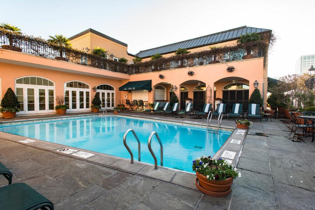 Hotel Monteleone/Oyster