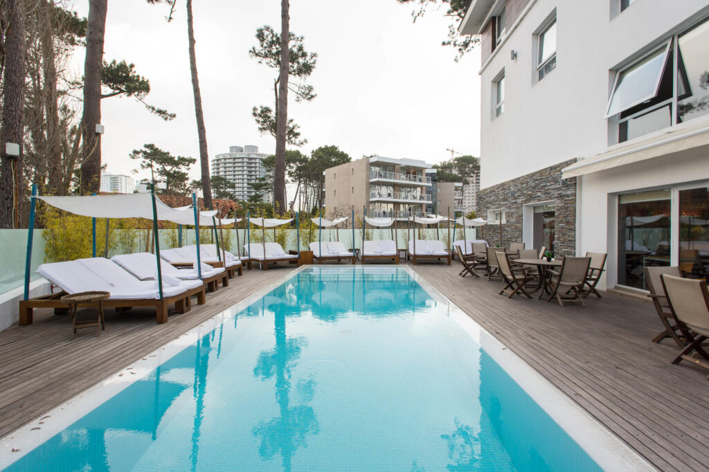 The Pool at the Awa Boutique and Design Hotel