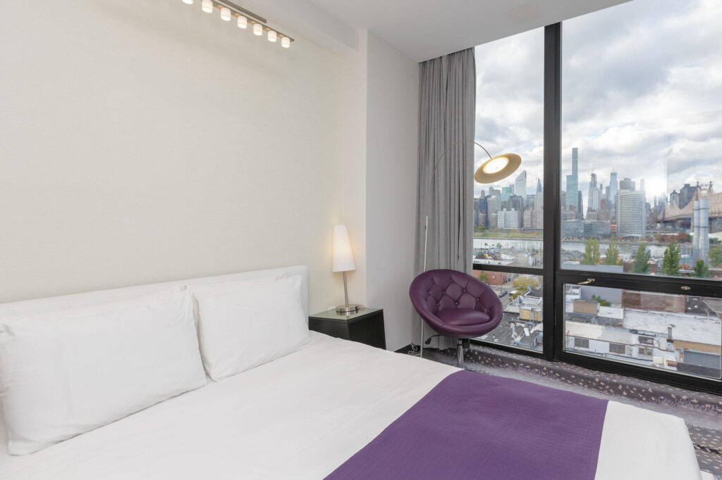Room at the Z NYC Hotel