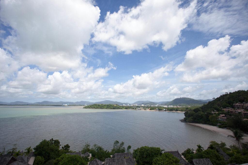 View from The Superior Sea View Room at The Westin Siray Bay Resort & Spa Phuket