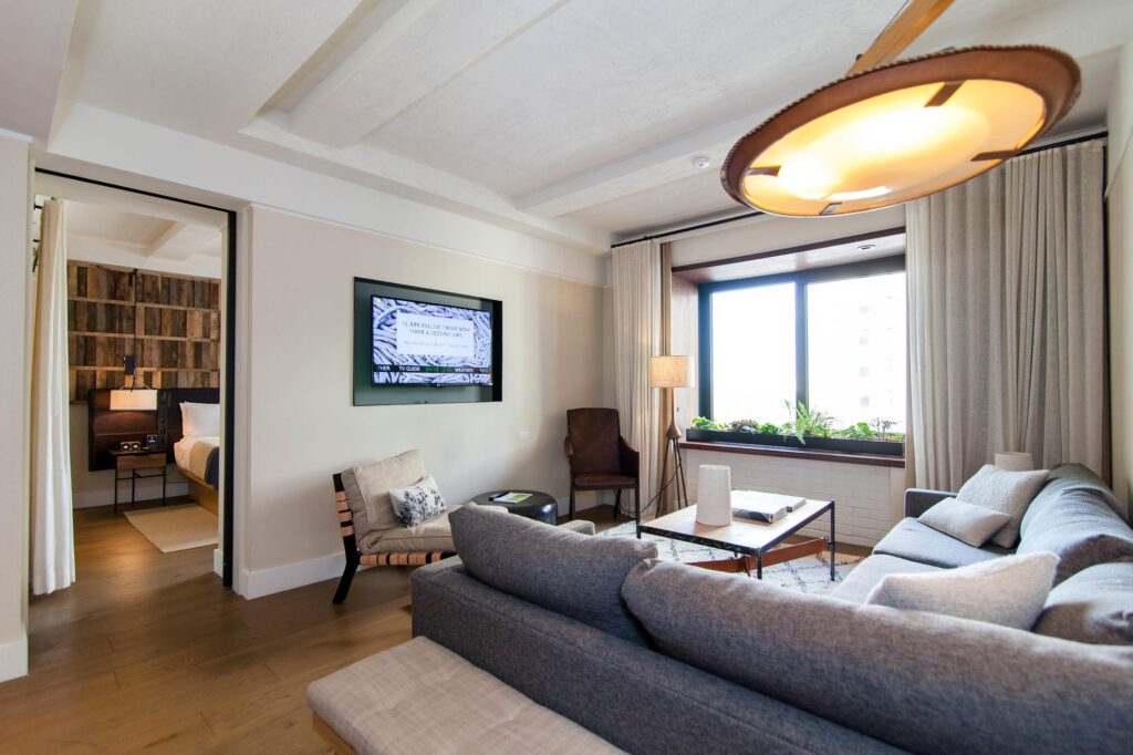 The Park Suite at the 1 Hotel Central Park