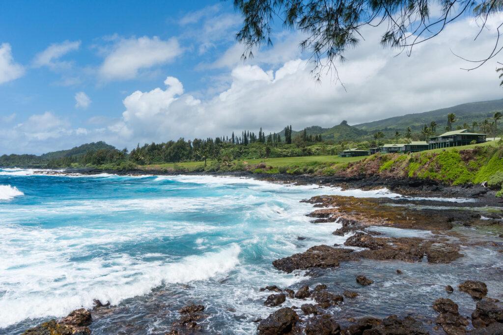 Grounds at Travaasa Hana, Maui