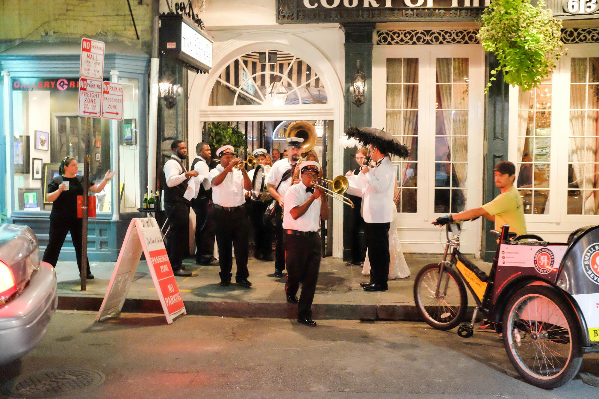 New Orleans, French Quarter