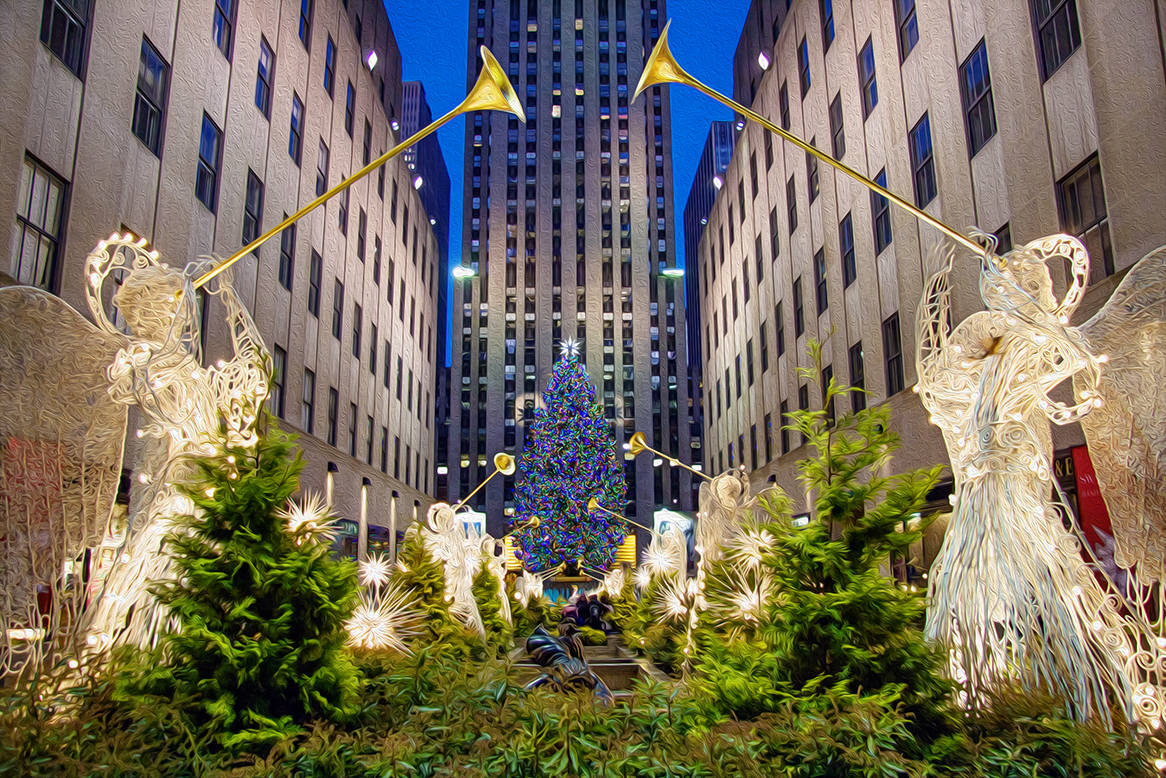Rockfeller Center, New York City