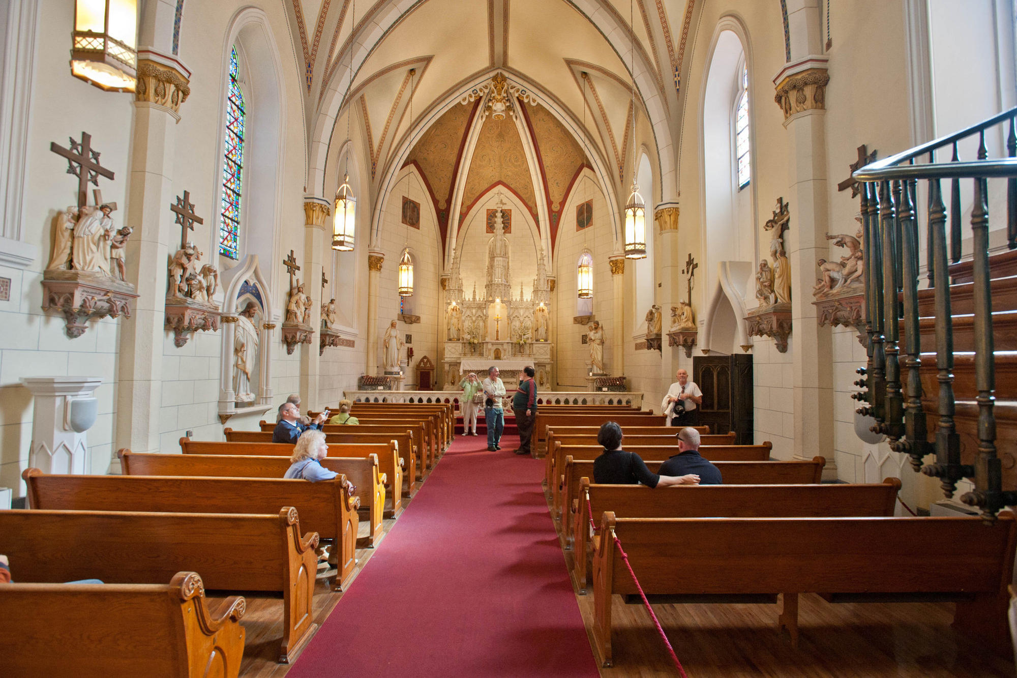 The Loretto Chapel at the Inn and Spa at Loretto