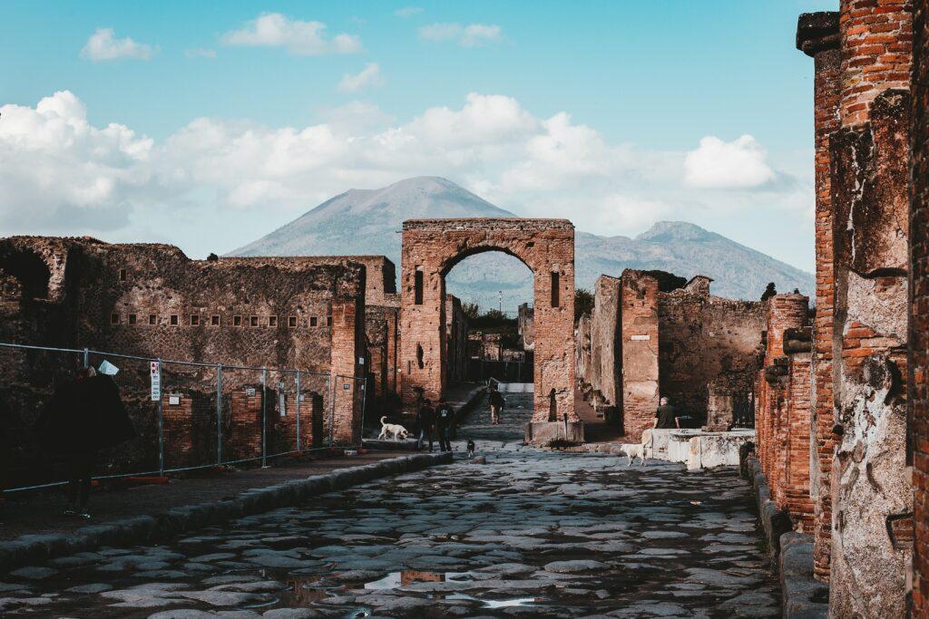 Pompeii Archaeological Park, Pompei, Italy