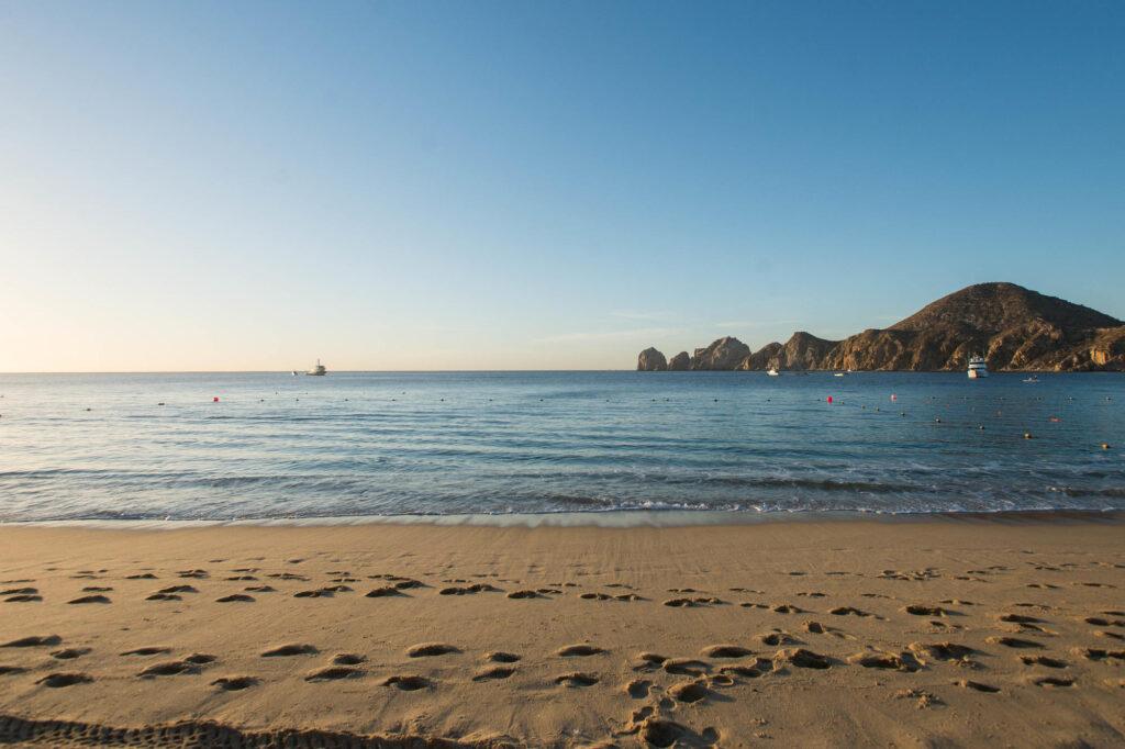 Beach at the Casa Dorada Los Cabos Resort & Spa