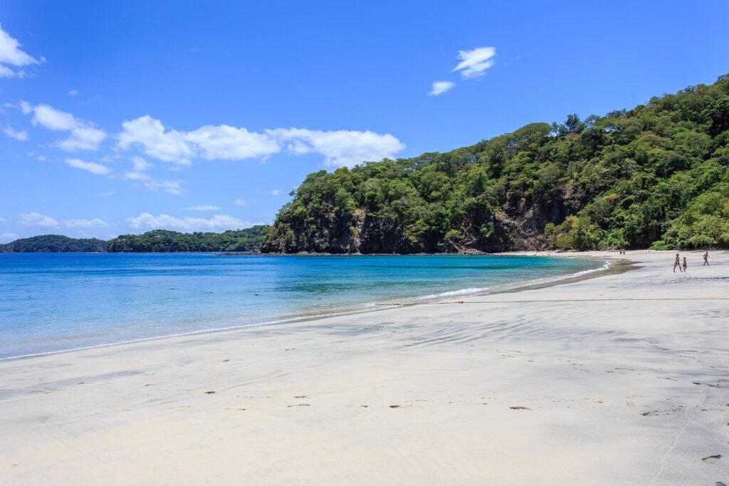 Beach at the Four Seasons Resort Costa Rica at Peninsula Papagayo