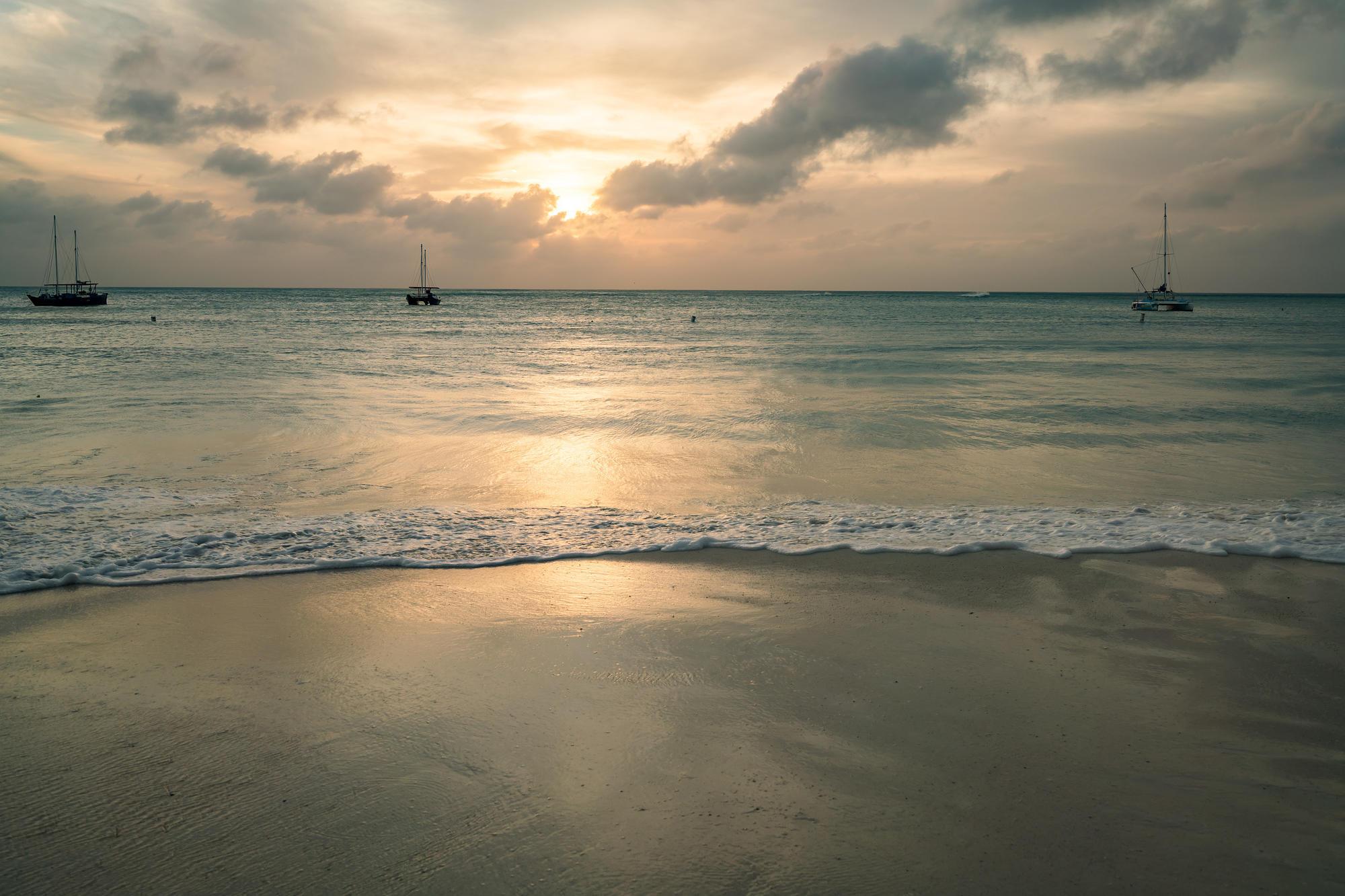 Beach at the Aruba Marriott Resort & Stellaris Casino