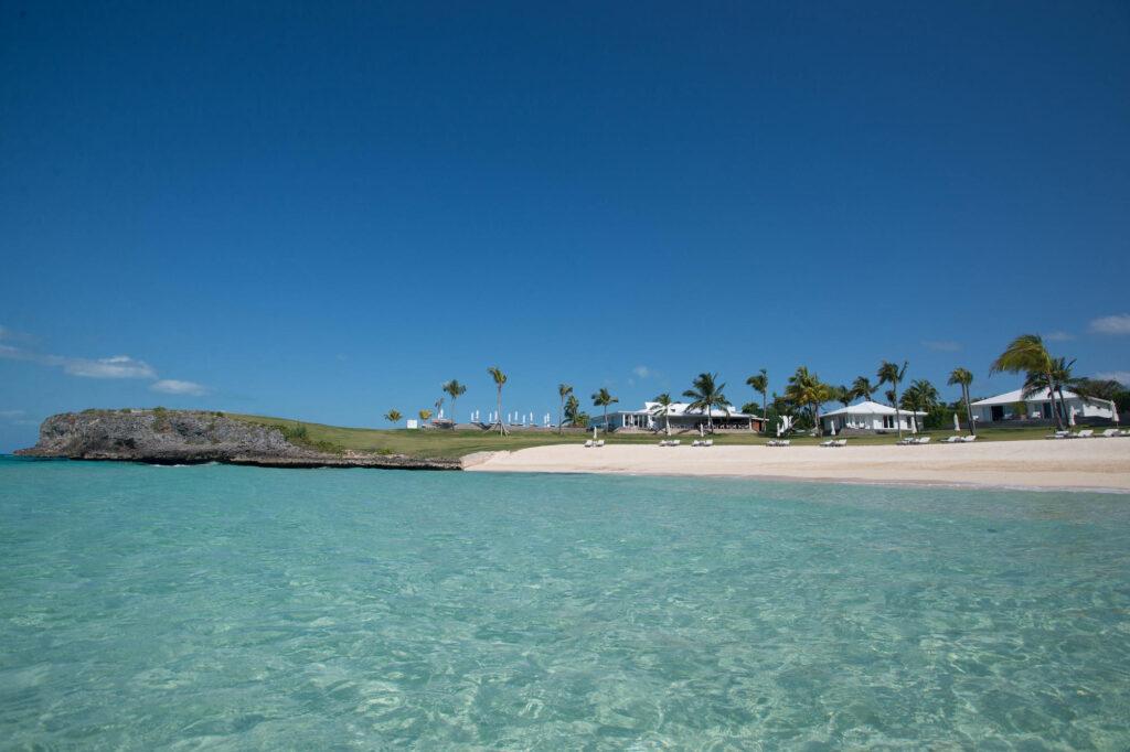 Beach at The Cove Eleuthera