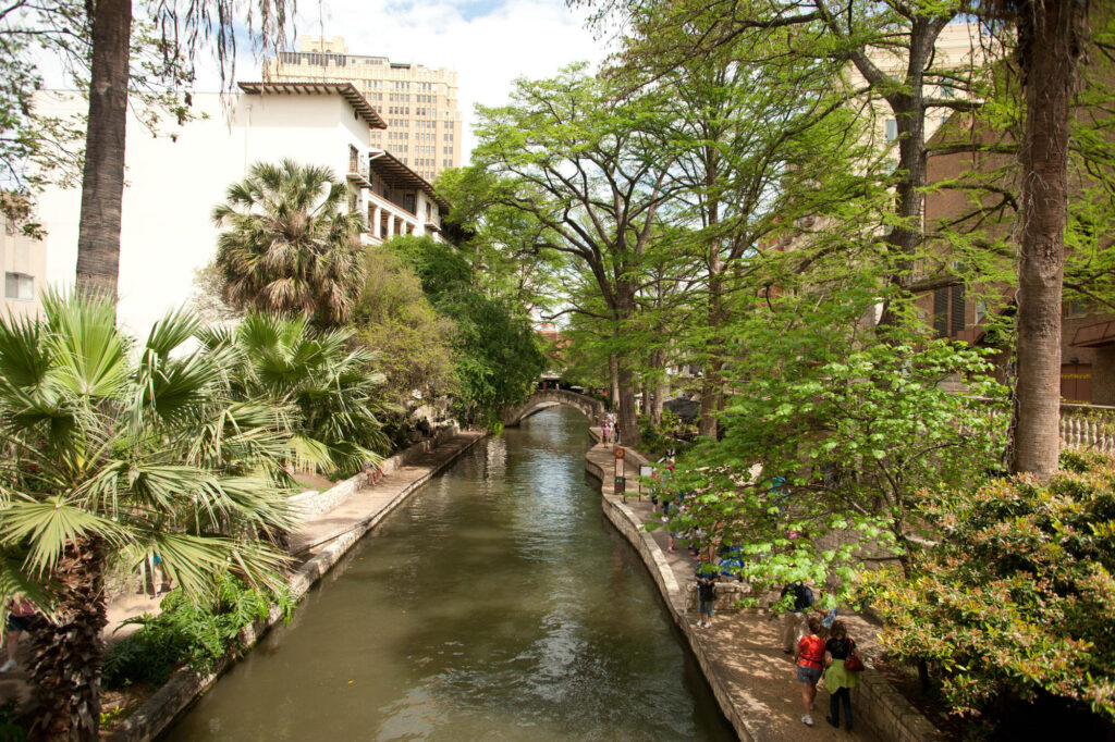 The River Walk, Downtown/Riverwalk, San Antonio