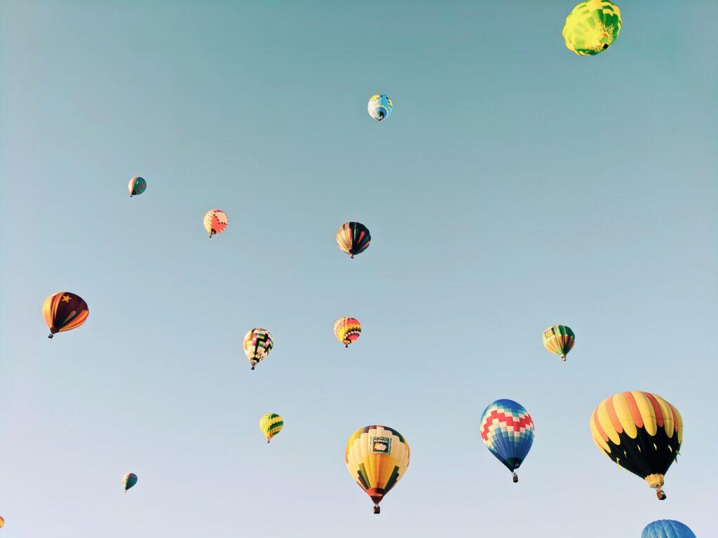 Albuquerque International Balloon Fiesta, Albuquerque