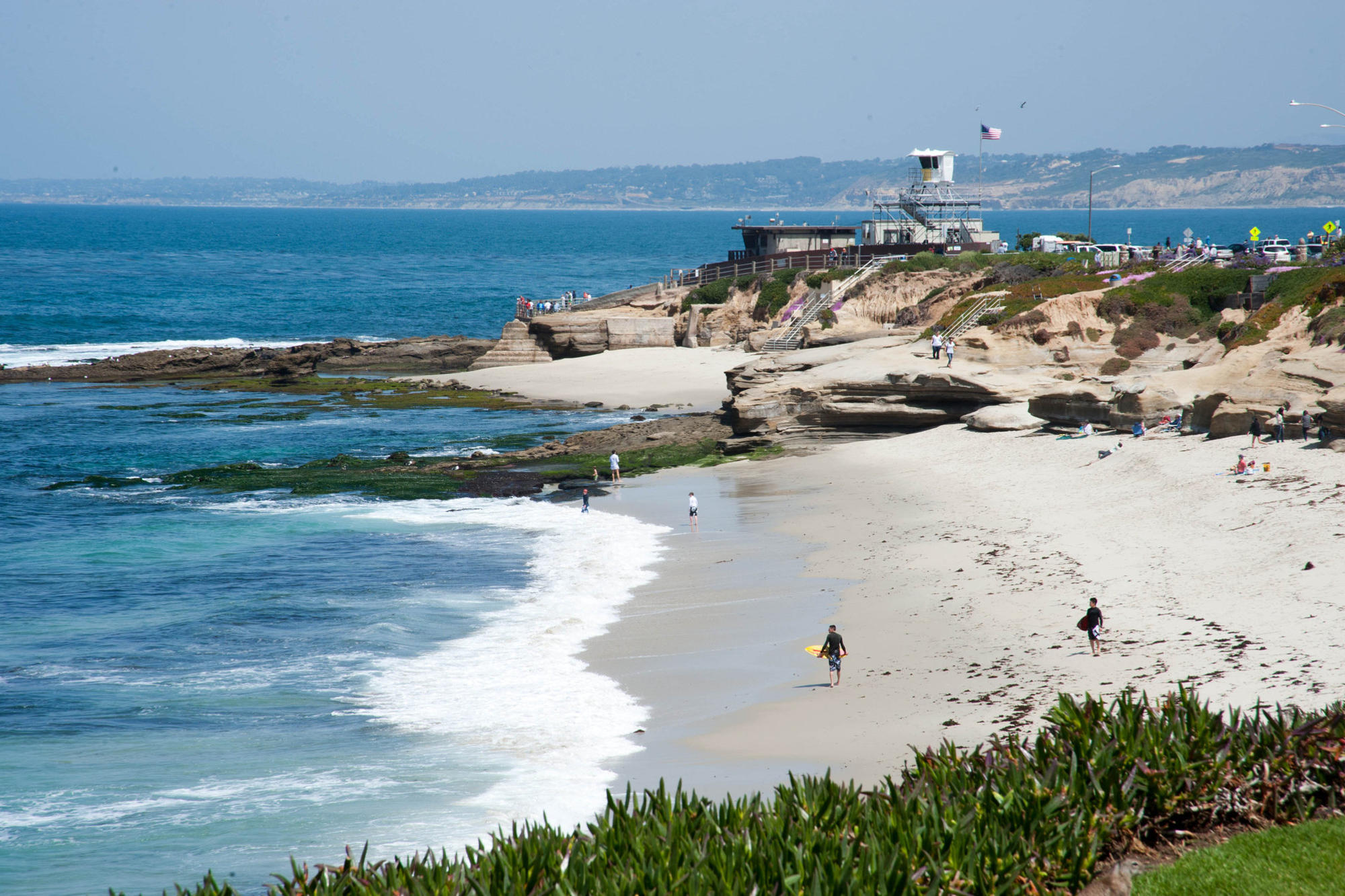 9 of the Best Beaches on the West Coast in the U.S.