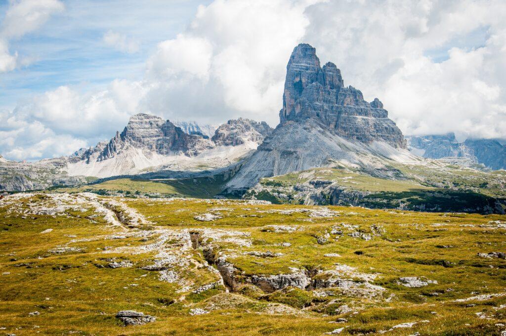 Dolomites, Monte Piana, Italy