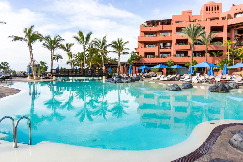 The Pool at The Ritz-Carlton, Abama