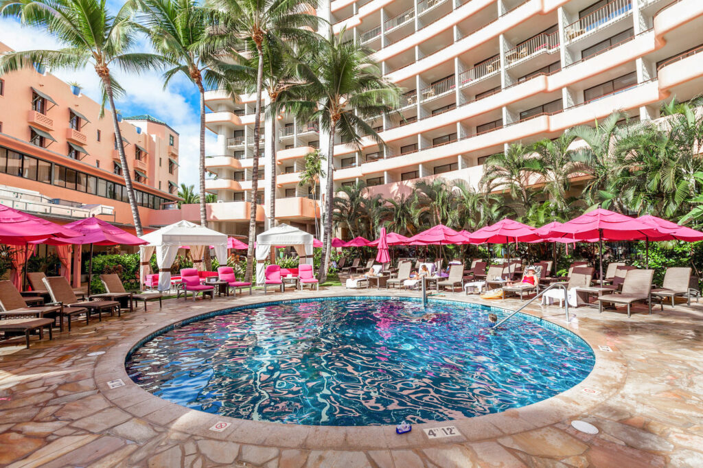 The Pool at The Royal Hawaiian, a Luxury Collection Resort