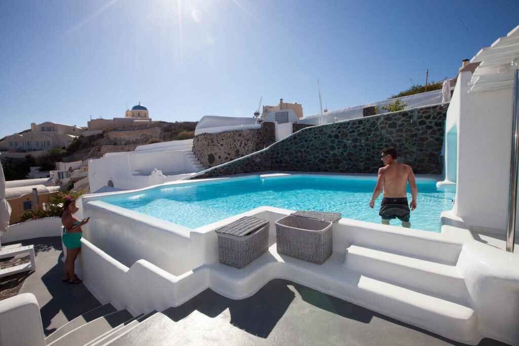 Canaves Oia Hotel/Oyster